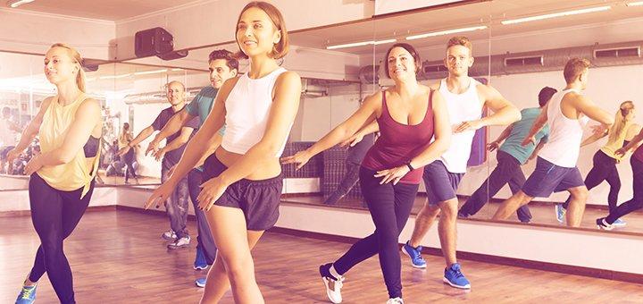 До 12 занятий Piloxing или Zumba от фитнес-клуба «HappyFit»