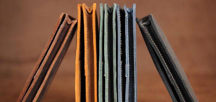 Скидка 18% на все кожаные кошельки и портмоне в магазине «Baellerry Украина»
