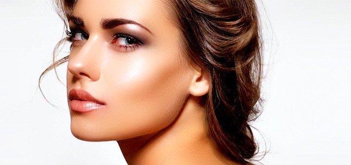 До 5 сеансов миндального пилинга лица в косметологическом кабинете Анны Приходько