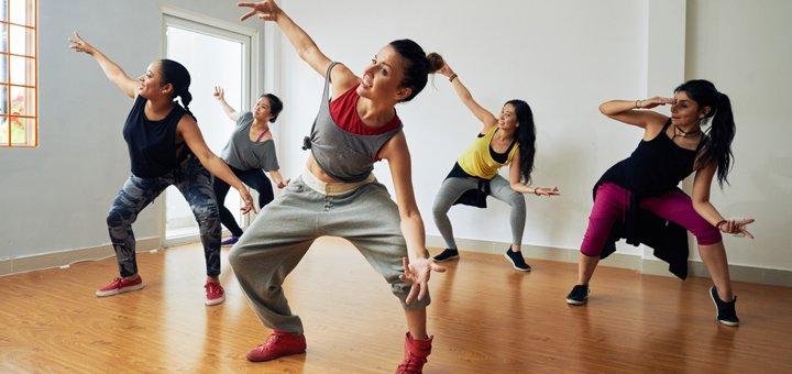 8 занятий Hip-Hop и Jazz-Funk в студии танцев «В такт»