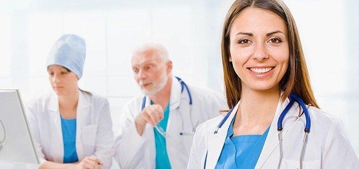 УЗИ обследование организма или обследование у эндокринолога в центре доктора Король