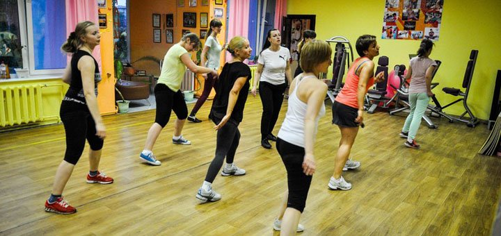 До 12 занятий фитнесом в фитнес-клубе «Endorfin»
