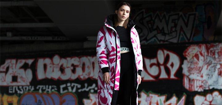 Скидка 500 грн на коллекцию зимних курток ТМ «ІНША»