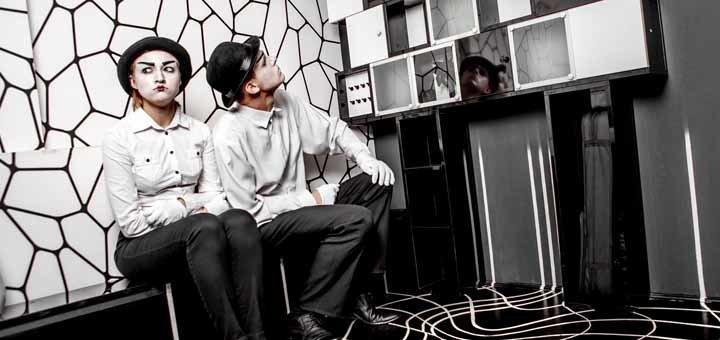 Посещение квест-комнаты «Черно-белая история» от «REST EXPERT»