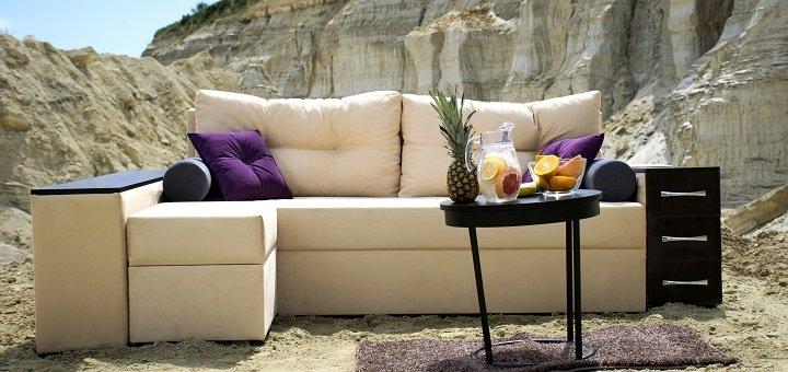 Скидка 20% на ортопедический диван «Cube Shuttle NOVO» от фабрики «Mekko»