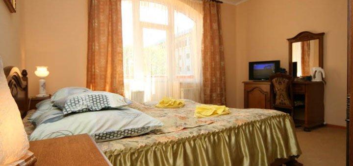 Зимние каникулы в оздоровительном комплексе «Гортензия» в Поляне