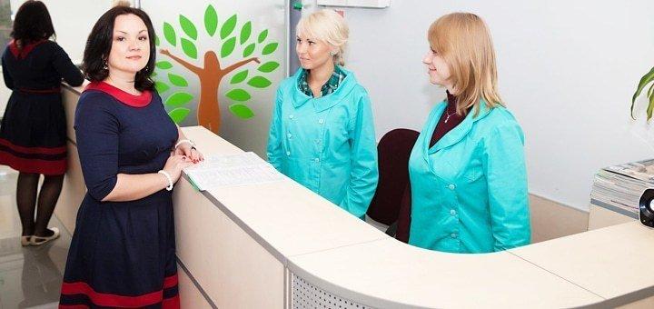 Обследование у врача-флеболога в медицинском центре «Академия вашего здоровья»
