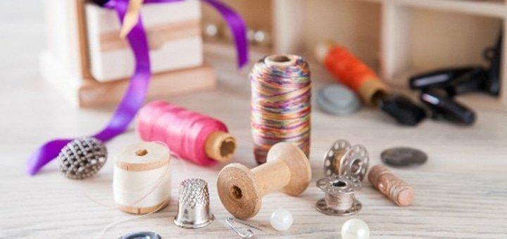 Курсы кройки и шитья от клуба рукоделия «Клубок»