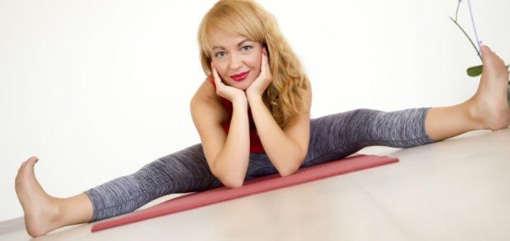 8 занятий йогой по любому направлению в Киевской школе йоги