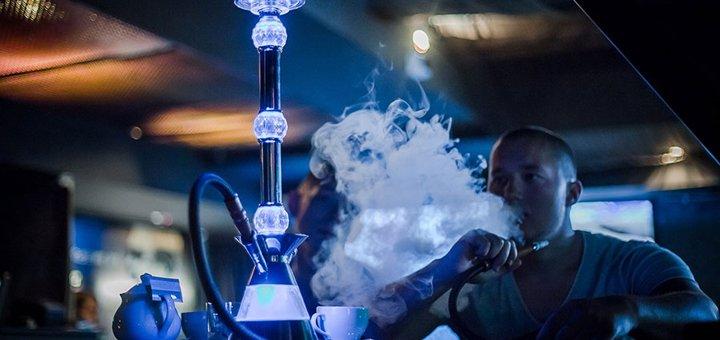 Классический кальян или коктейль «Текилла-бум» в ночном клубе «PESOK»
