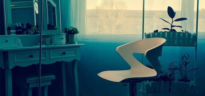 Окрашивание ресниц в студии красоты «AntiSalon»