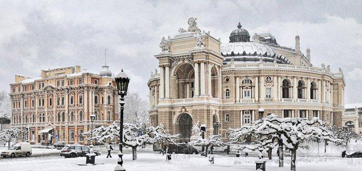 От 2 дней отдыха с завтраками и экскурсией в отеле «Sinfonia del Mare» в Одессе
