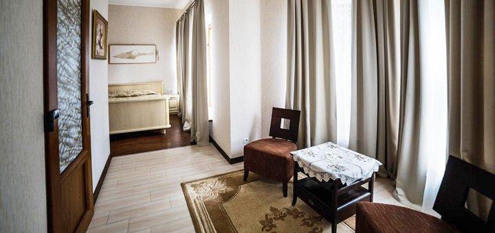 От 6 дней отдыха с завтраками в отеле Vip House «Гнездо Голубки» в Шаяне