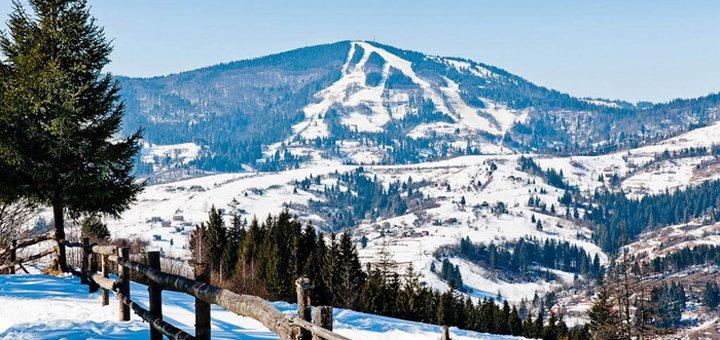 От 3 дней горнолыжного отдыха с двухразовым питанием в комплексе «Drin-Lux» в Славском