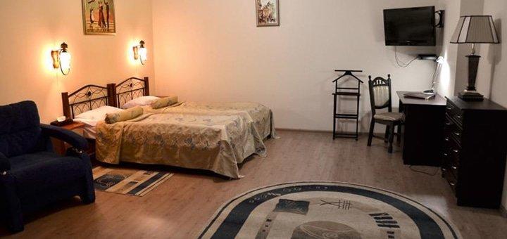От 2 дней зимнего отдыха в «Апарт-Отеле 52» в самом центре Одессы