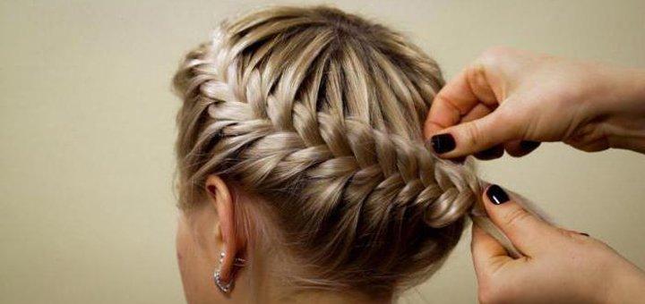 Парикмахерские услуги в салоне-парикмахерской «Стиль»
