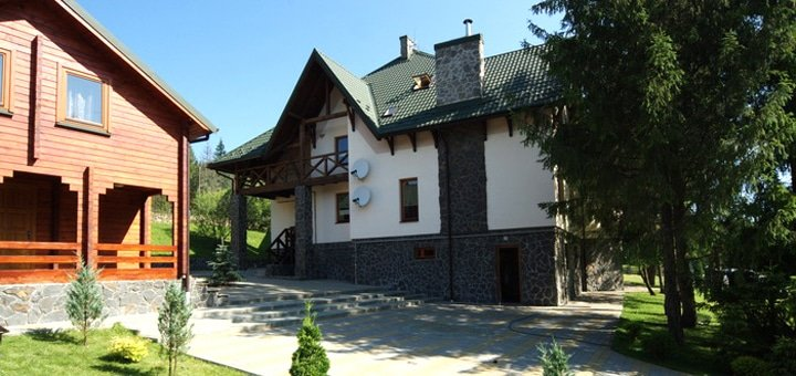 От 5 дней отдыха для двоих с двухразовым питанием в отеле «Зербань» в Славском