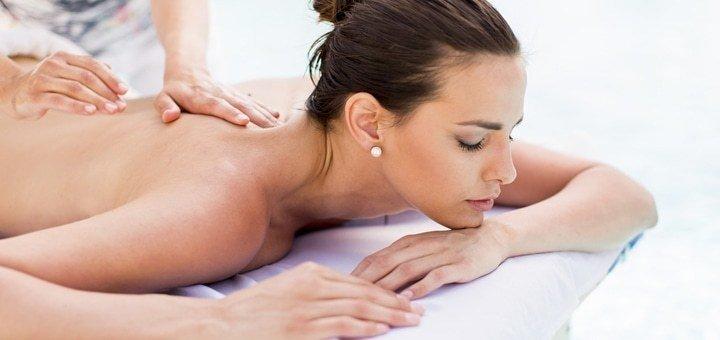 До 30 сеансов массажа на выбор от студии массажа «Три грации»