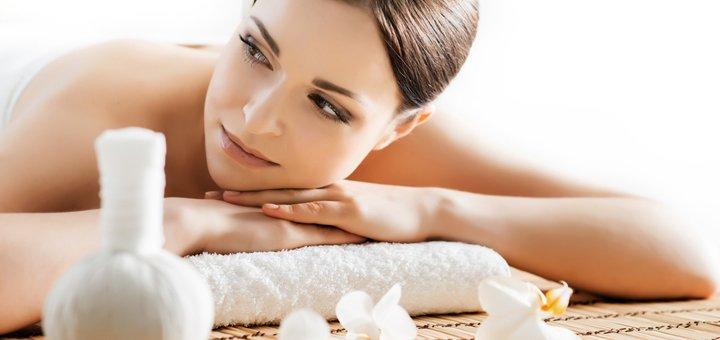 Скидка до 55% на посещение сауны-кабины и массажа в «Любимой студии здоровья и красоты»