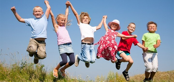 Детские летние каникулы! Скидка до 700 грн. на детский отдых под Киевом с изучением английского языка!