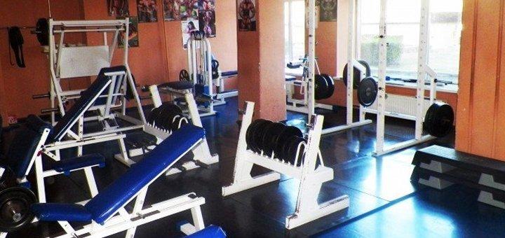 До 3 месяцев безлимитного посещения тренажерного и кардио-зала в клубе «Атлет» на Центральном