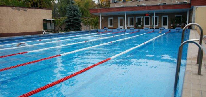 Акция для новых клиентов. Абонемент на посещение бассейна с подогревом «Спорткомлекса ДСК-3»