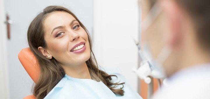Лечение кариеса и установка фотополимерной пломбы в сети стоматологических клиник «CaspiDent»