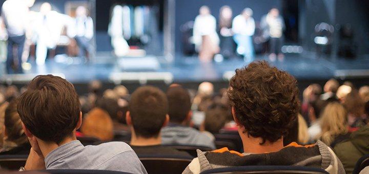 Скидка 50% на 2 билета на пьесу «На межі» от Арт-студии «Темный софит»