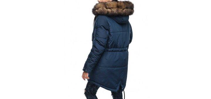 При покупке верхней одежды от 1000 грн – в подарок спортивный костюм «Нью Йорк»