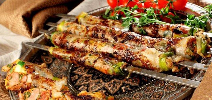 Романтический ужин для двоих в грузинском ресторане «Tinuru»