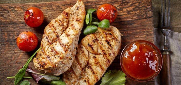 Скидка 33% на все меню кухни и бара в кафе «Сытна Хата»