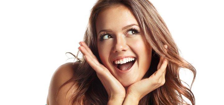 До 7 сеансов мультиполярного RF-лифтинга лица, шеи и декольте в салоне «Sun Shine»
