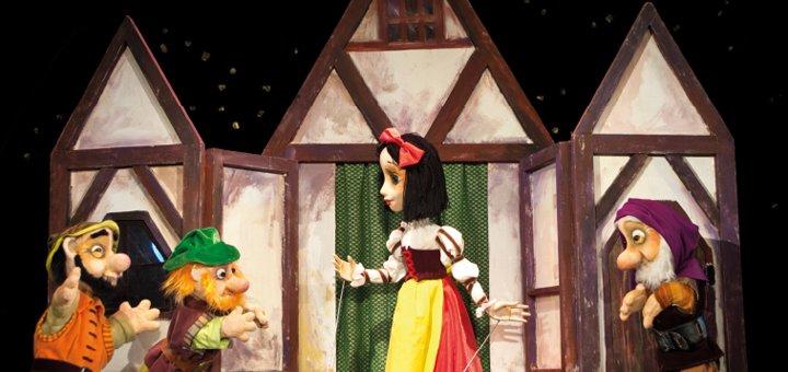 Скидка 50% на спектакли в театре кукол на левом берегу Днепра