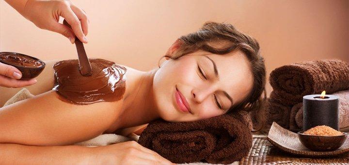 Скидка 40% на шоколадное обертывание в «Medical Aesthetics»