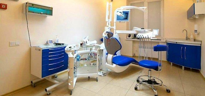 Скидка 50% на установку 1 или 2 металлокерамических коронок в стоматологической клинике «KatanDent»
