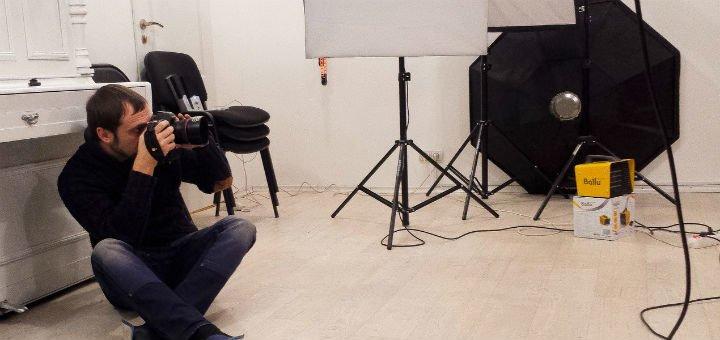 Скидка 25% на студийную фотосессию от «Sunday studio»