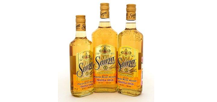Скидка 52% на текилу Sauza Gold (1,0) в винном супермаркете «Vintage»