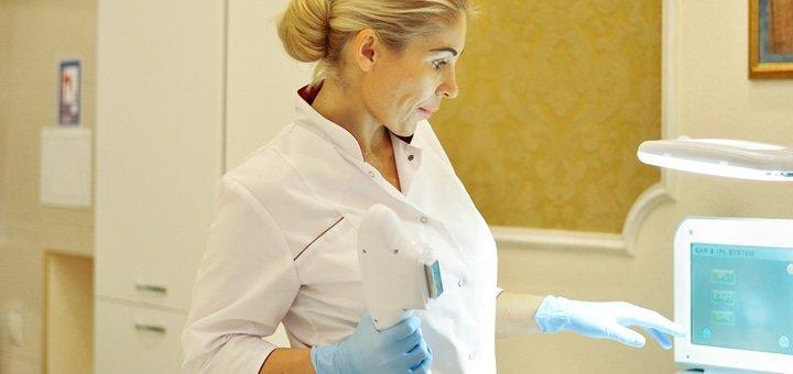 Чистка лица или Spa-уход для лица в центре лазерной косметологии «Studio-Laser»