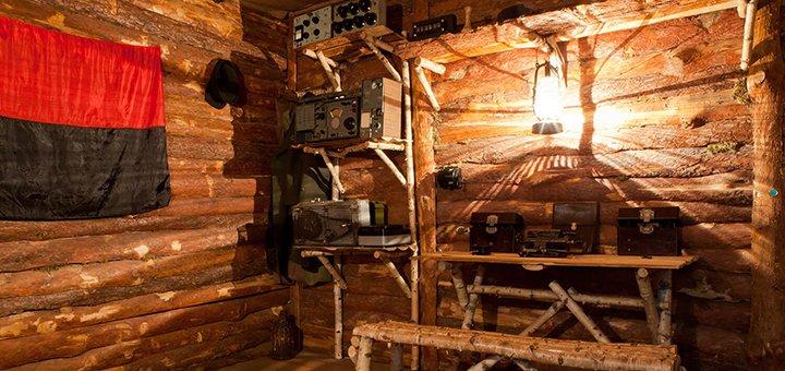Посещение квест-комнаты «Крыивка» от «ZiGRAYMO»