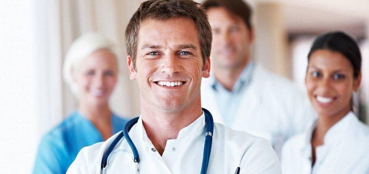 Скидка 50% на обследование у врача-проктолога в медицинской клинике «Оливия»