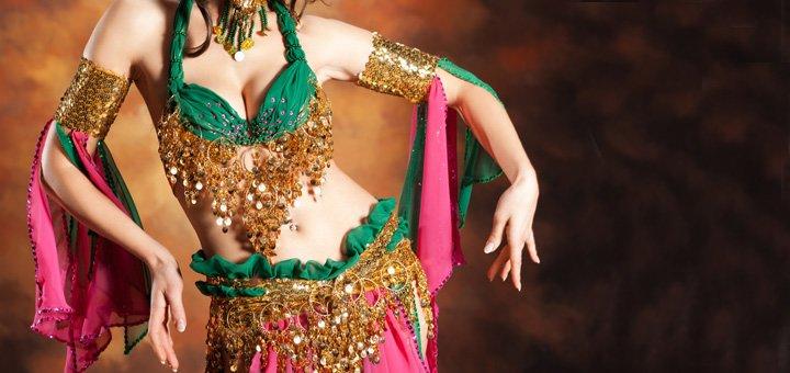 До 6 месяцев занятий восточными танцами в студии танца «Marmalade»