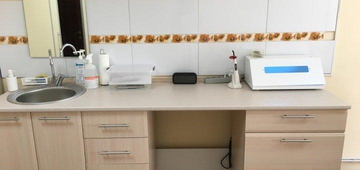 Адаптационный прием у детского стоматолога с лечением в медицинском центре «Ваша Лікарня»