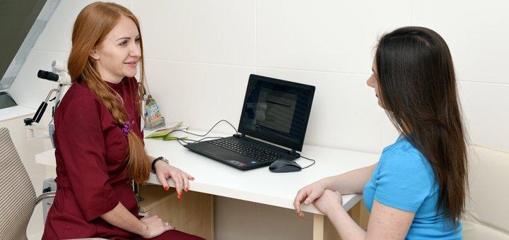 Комплексное обследование у гинеколога в медицинском центре «Инстинкт солнца»