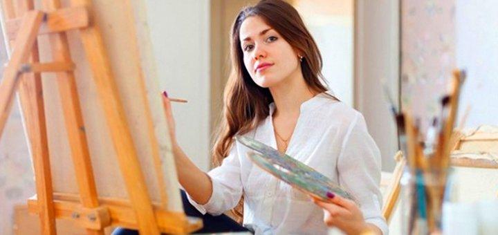 До 24 часов занятий академическим рисунком от студии живой живописи «LOVE-ART»