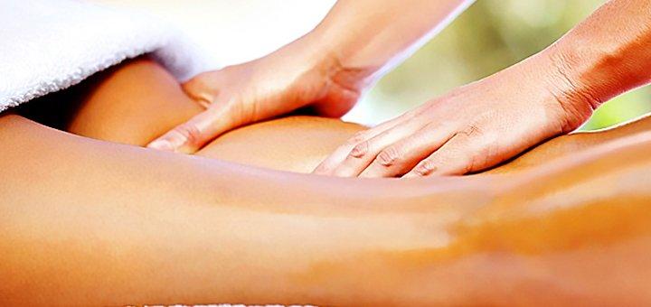 До 10 сеансов антицеллюлитного массажа в студии массажа «Stella»