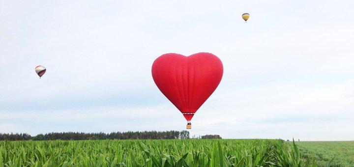 Скидка до 52% на полет на воздушном шаре от компании «Небо для тебе»