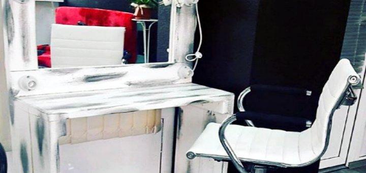 Ламинирование ресниц и бровей в студии красоты «Aziza&Co»