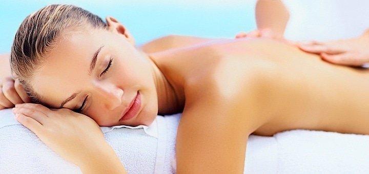 До 10 сеансов массажа по 60 минут в сети клиник имени Гальченко В.В.