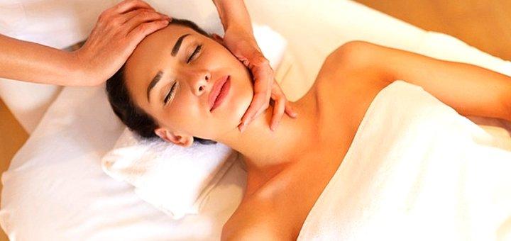 До 7 сеансов массажа лица на выбор в салоне аппаратной косметологии «Vual' cosmetology»