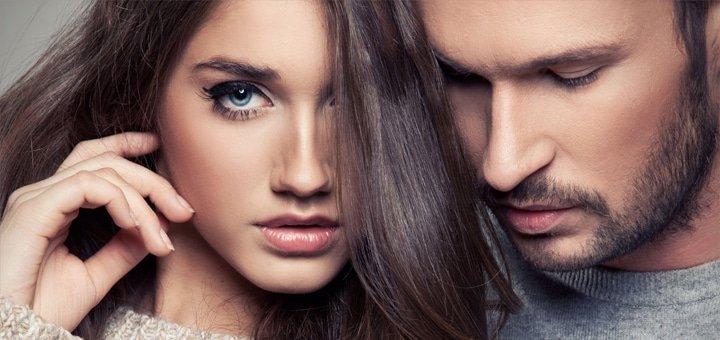 Мужская или женская стрижка и укладка от салона красоты «ZEFIR»